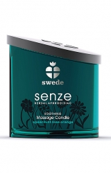 Swede - Senze Massage Candle Soothing
