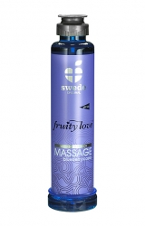 Swede - Fruity Love Massage Blueberry/Cassis 200 m