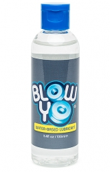 BlowYo - Water-Based Lubricant 100 ml