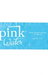 Pink - Water Water Based Lubricant 5 ml
