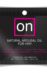 Sensuva - ON Arousel Oil for Her Original Ampoule