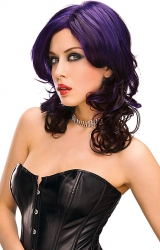 Haylee Wig - Purple