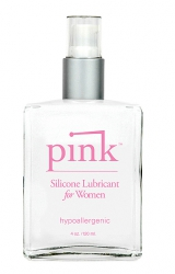 Pink - Silicone Lubricant 120 ml