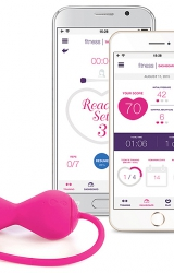 Lovelife by OhMiBod - Krush App Connected Bluetooth Kegel